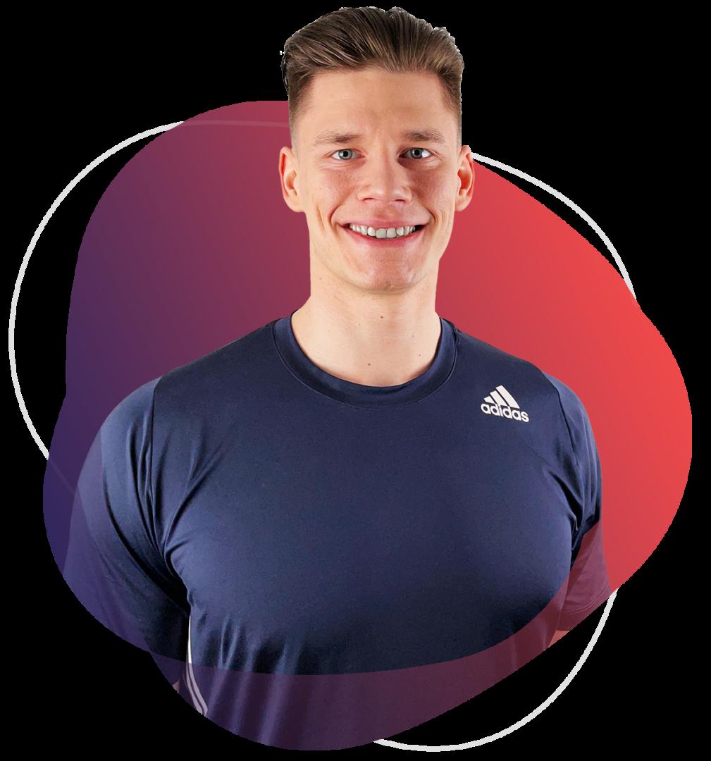 Trener OPTIMOVE Dariusz Prusik
